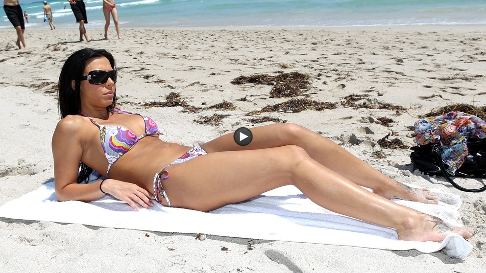 Watch Trailer Rachel Starr Beachside Booty