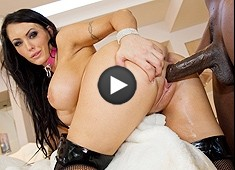 Jenna Presley Interracial Fucks Lex