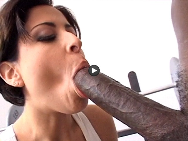 Watch Trailer August Interracial Big Black Cock