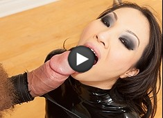 Asa Akira & Nacho Asian Squirting Machine