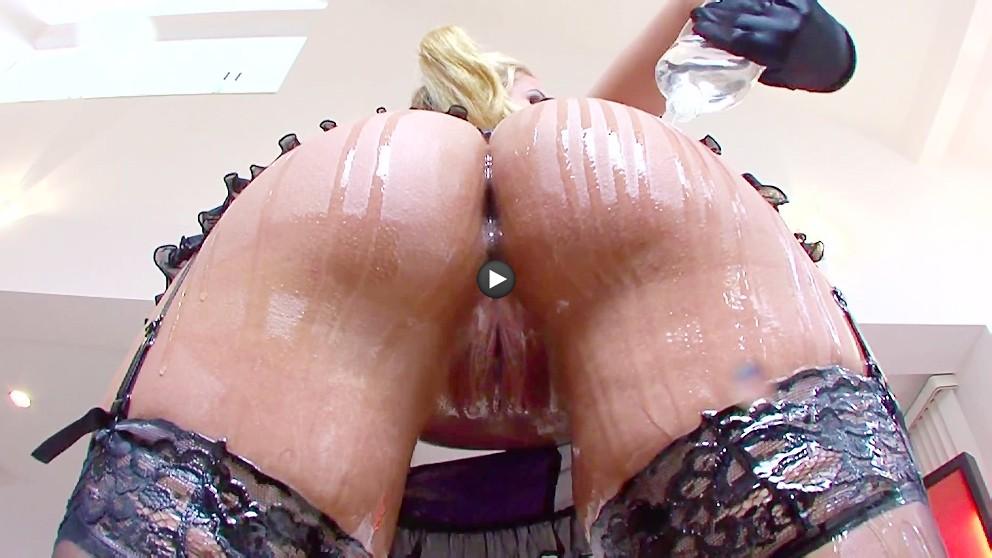 Watch Trailer Phoenix Marie Anal Big Ass Oil Slick