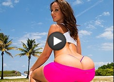 Jada Stevens Gives Jules Jordan A Tour Of Her Ass
