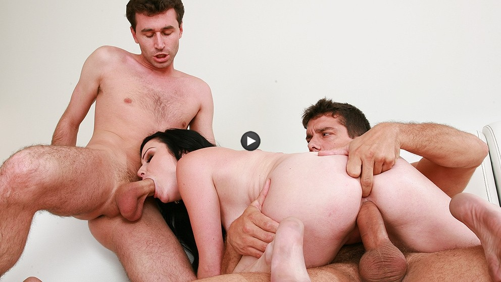 Watch Trailer Veruca James Wet Ass DP Demolition