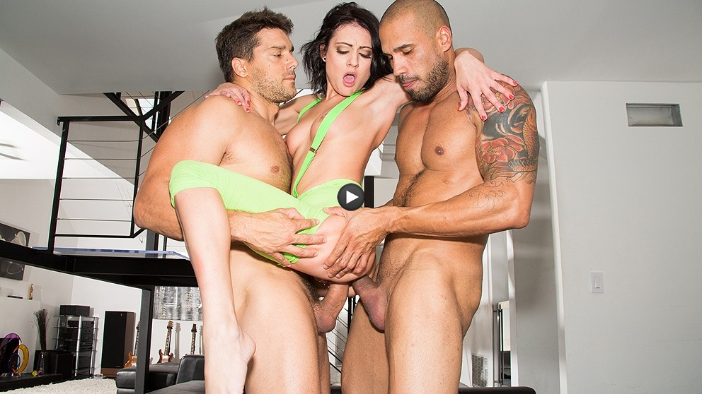 Watch Trailer Chase Ryder 1st DP Two Cocks Are Better Than One!