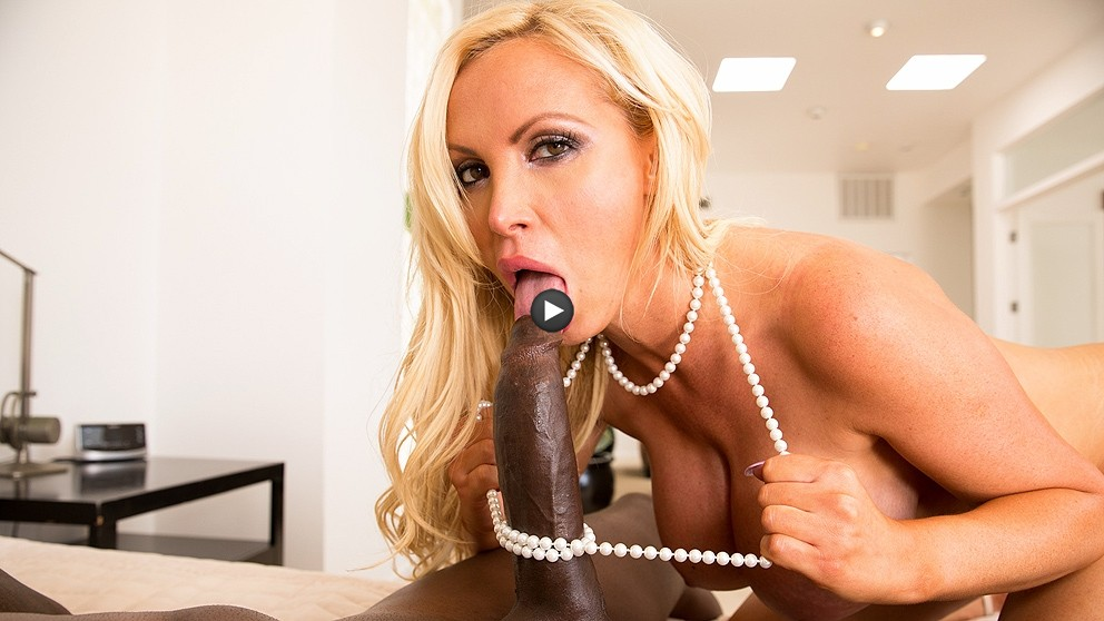 Watch Trailer Nikki Benz Busty MILF Devours A Big Black Cock