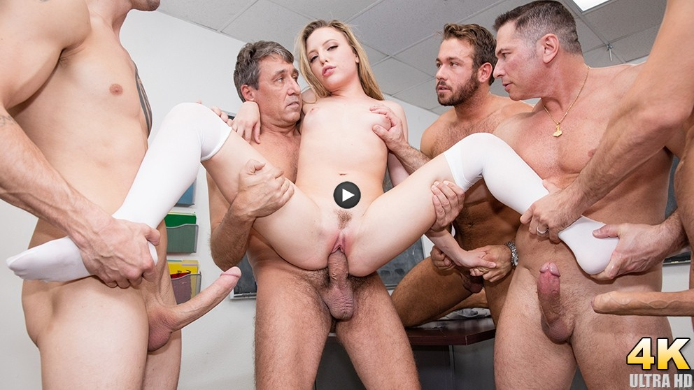 Watch Trailer Aubrey Star Has A Horny Teachers Conference