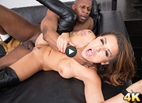 Eva Angelina Is Back And Blacked In The Ass!