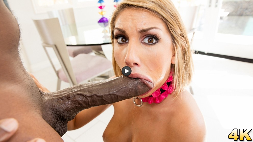 Watch Trailer August Ames Takes A Big Black Cock! Once You Go Mandingo You Go Wheelchair