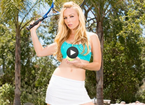 Kayden Kross Is Ready For Sexual Athletics