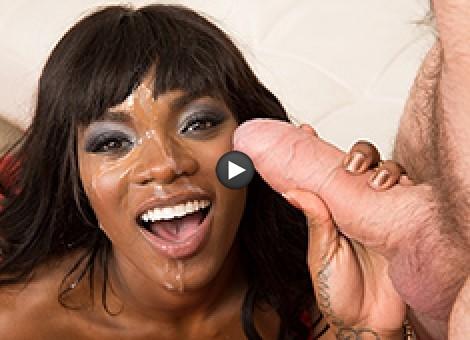 Ana Foxxx Black Facials Matter