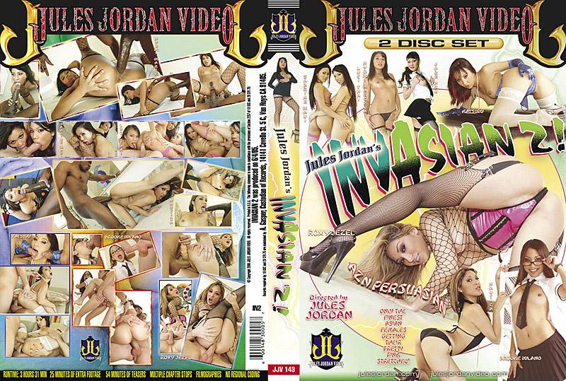 Invasian 2 DVD