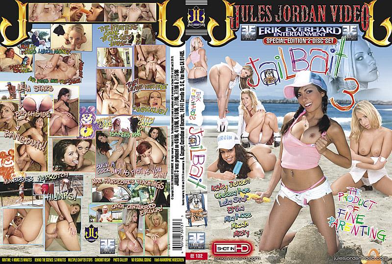Jail Bait 3 DVD