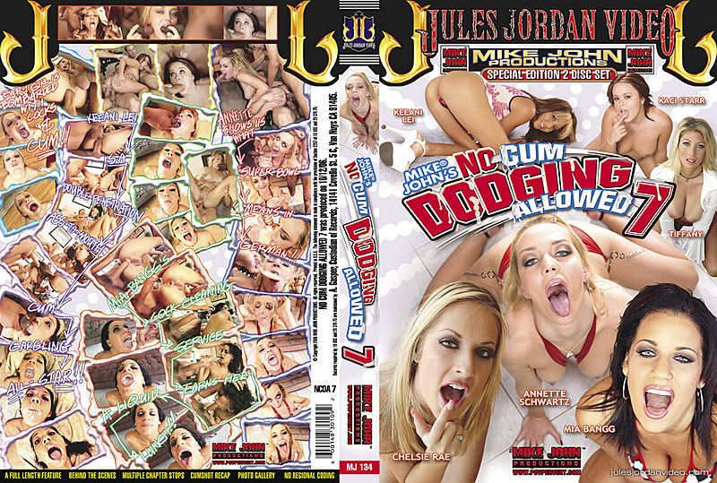 No Cum Dodging Allowed 7 DVD
