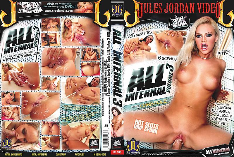 All Internal 3 DVD