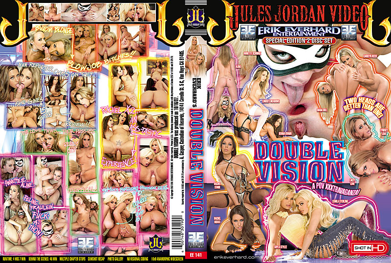 Double Vision DVD