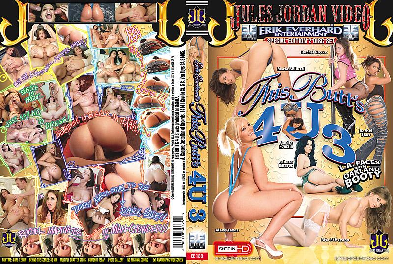 This Butt's 4 U 3 DVD