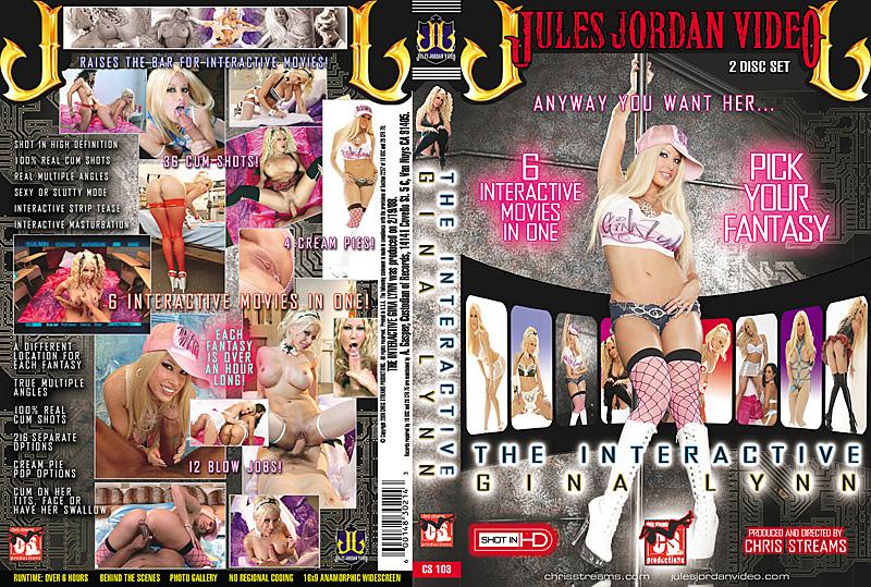 The Interactive Gina Lynn DVD