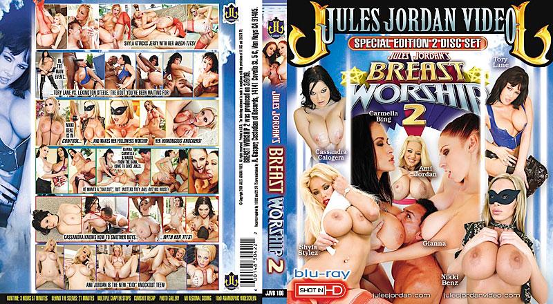 Breast Worship 2 Blu-Ray DVD