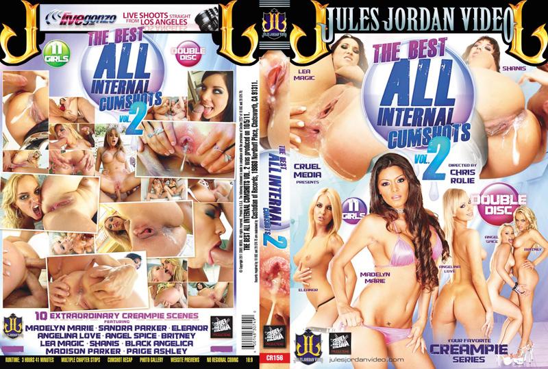 The Best All Internal Cumshots 2 DVD