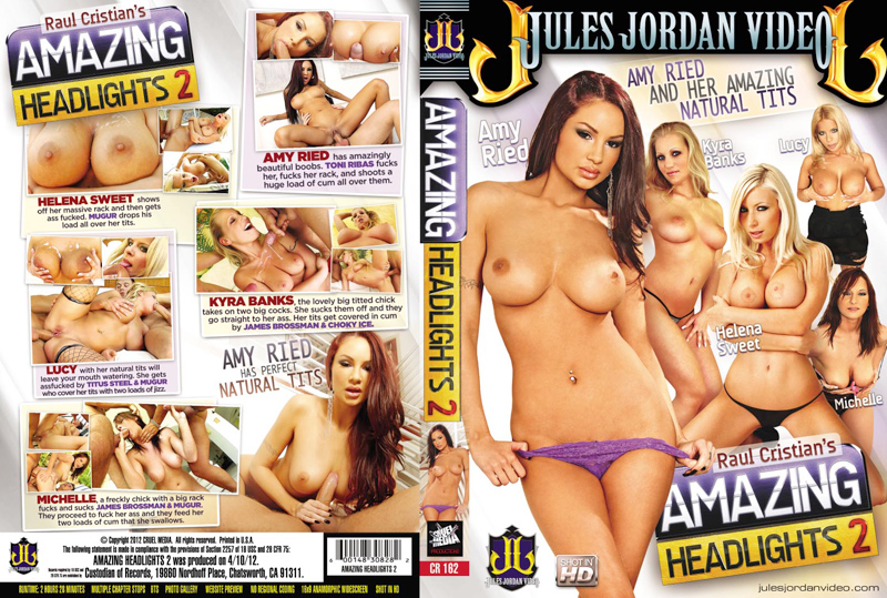 Amazing Headlights 2 DVD