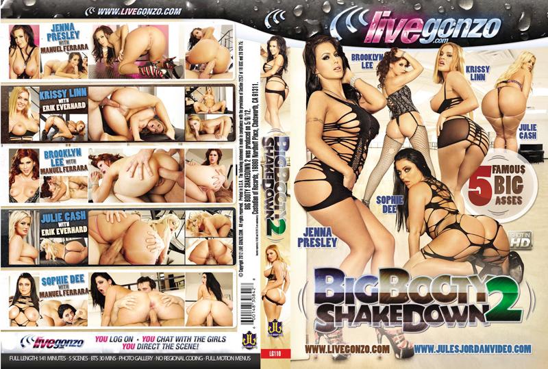 Big Booty Shakedown 2 DVD
