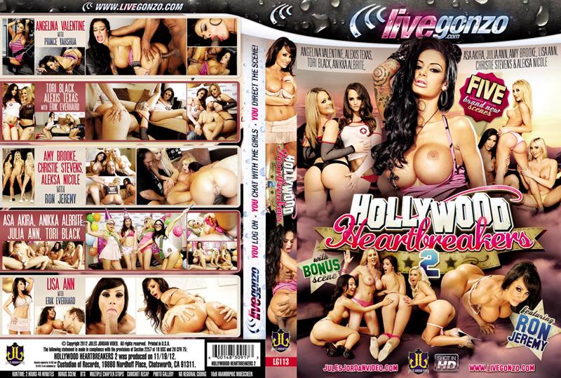 Hollywood Heartbreakers 2 DVD