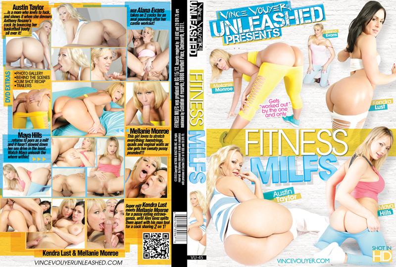 Fitness MILFs DVD