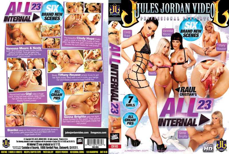 All Internal 23 DVD