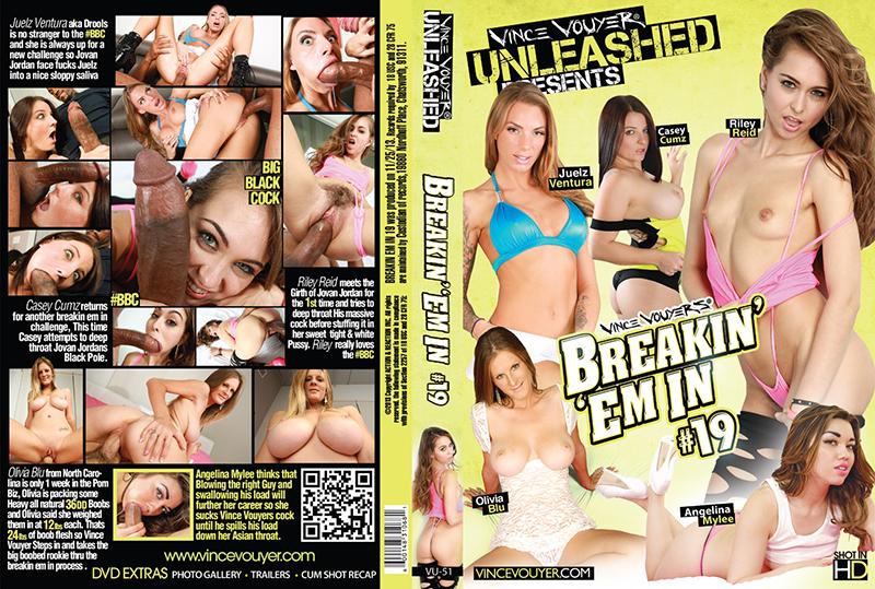 Breakin Em In 19 DVD