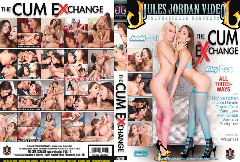 The Cum Exchange DVD