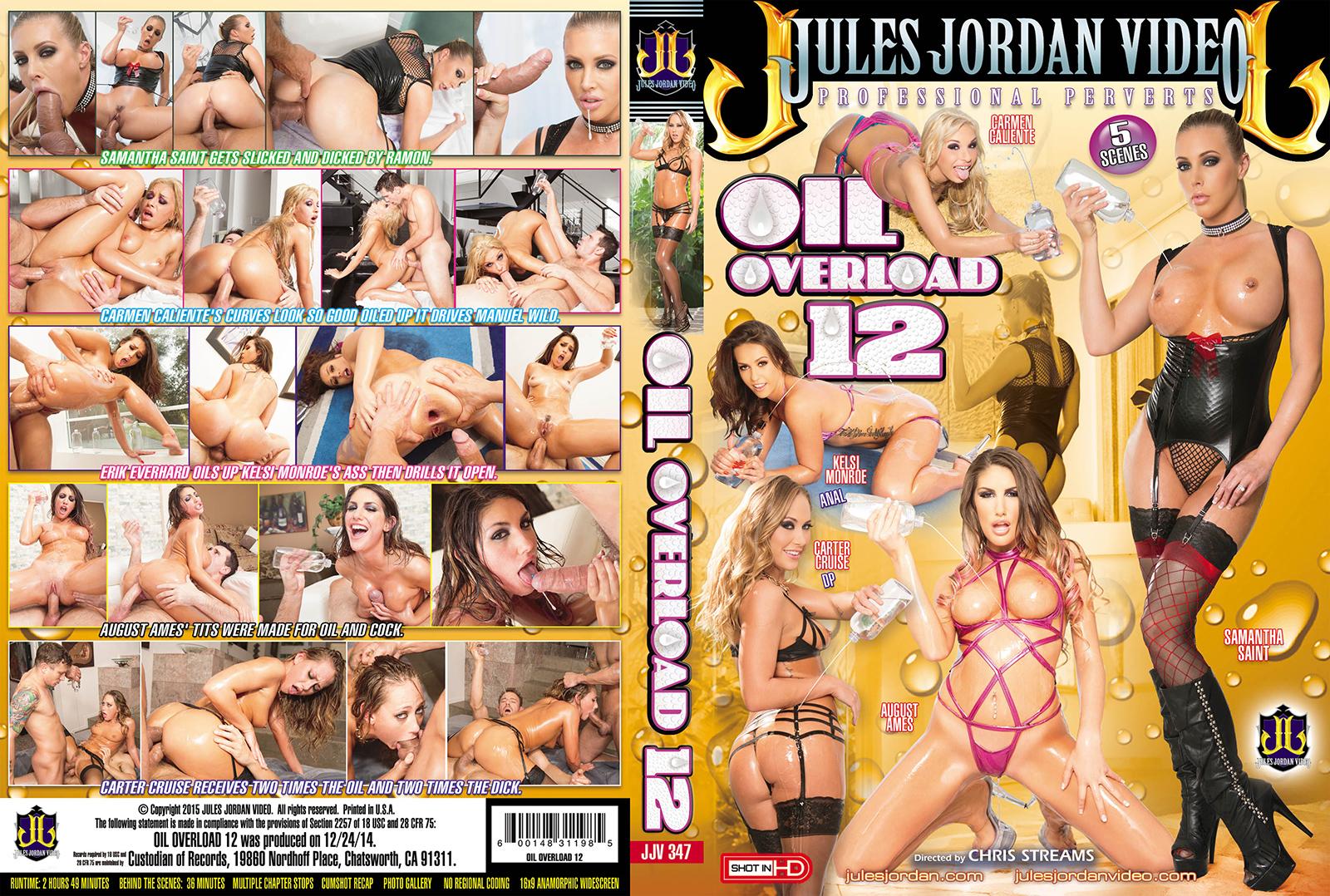 Oil Overload 12 DVD
