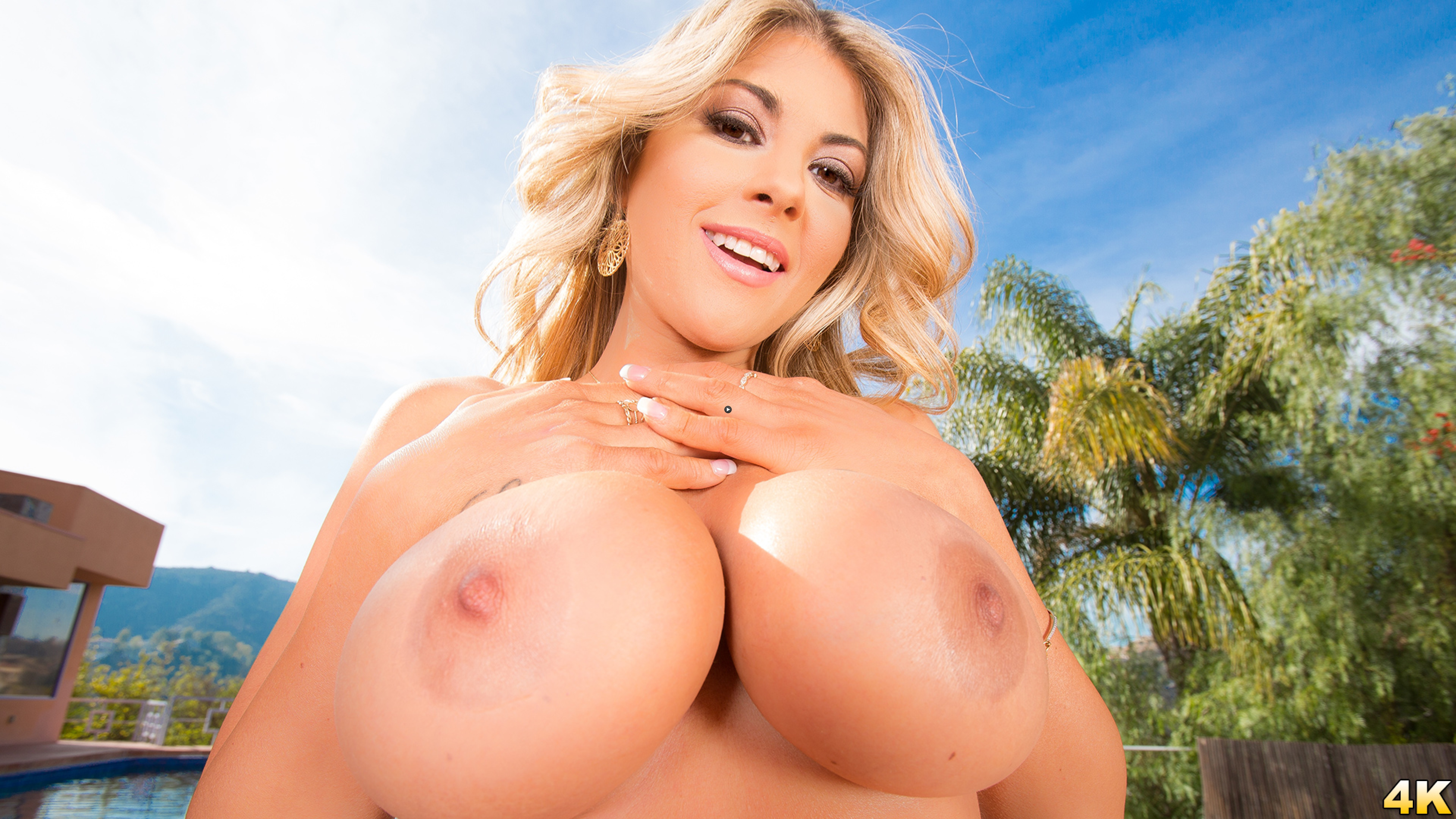Watch Trailer Kayla Kayden's Big Tits Were Made For Fucking