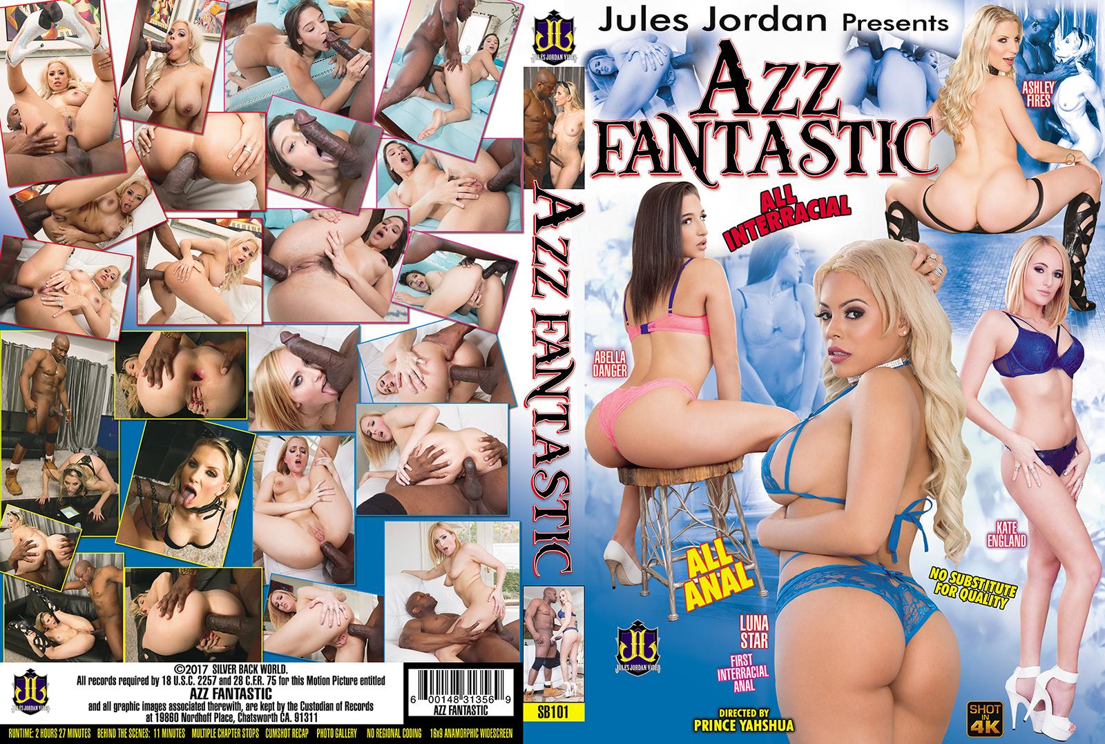 Azz Fantastic DVD