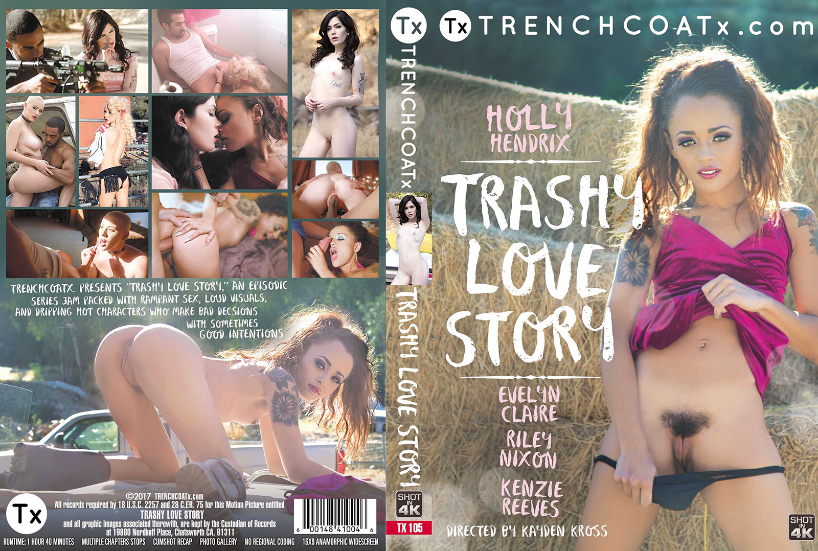 Trashy Love Story DVD