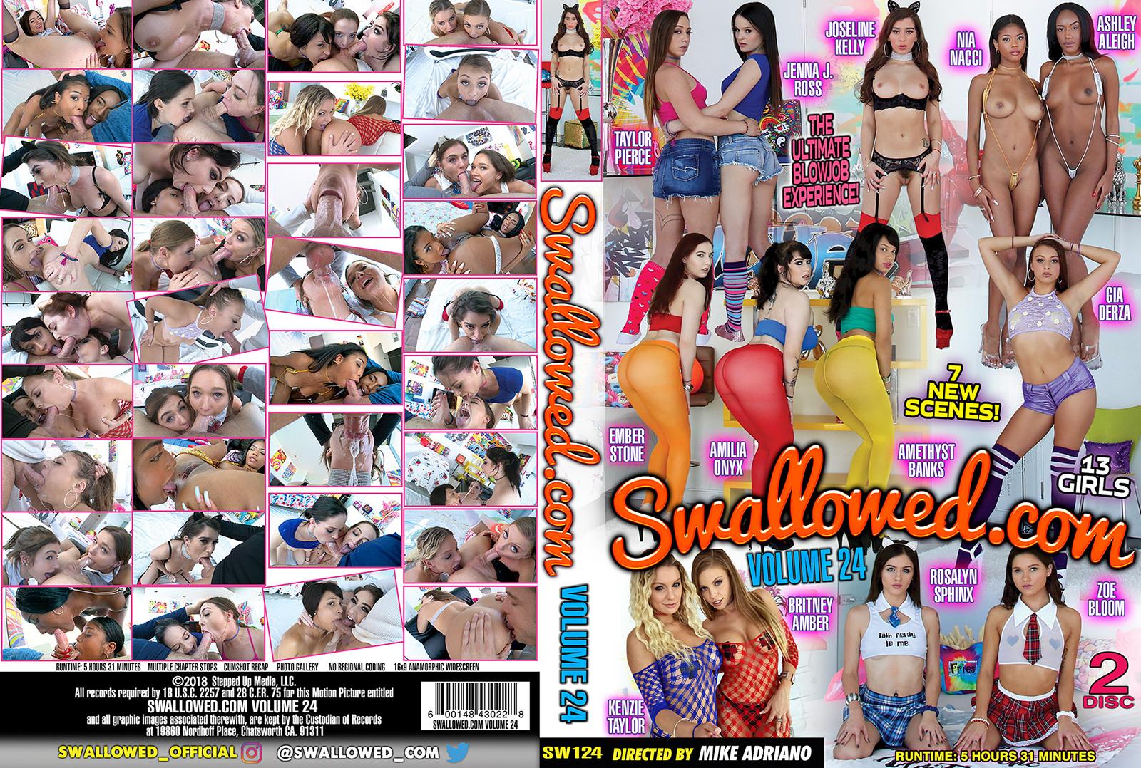 Swallowed Vol 24 DVD