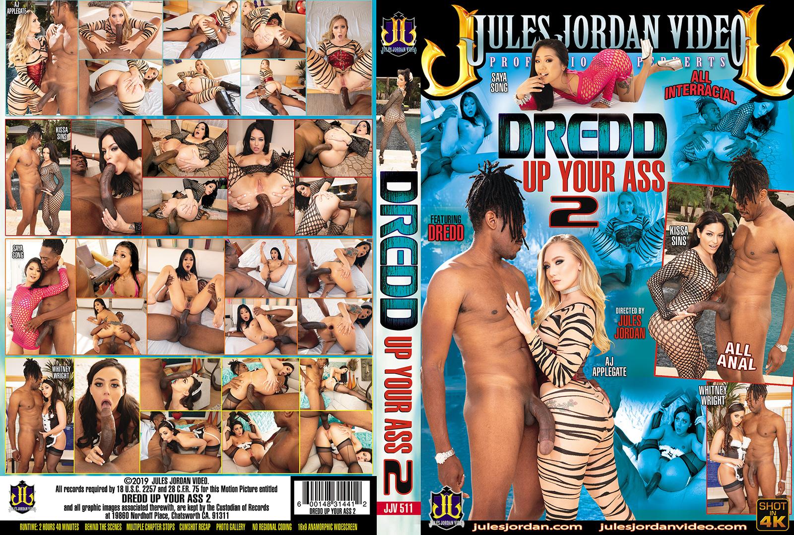 Dredd Up Your Ass 2 DVD