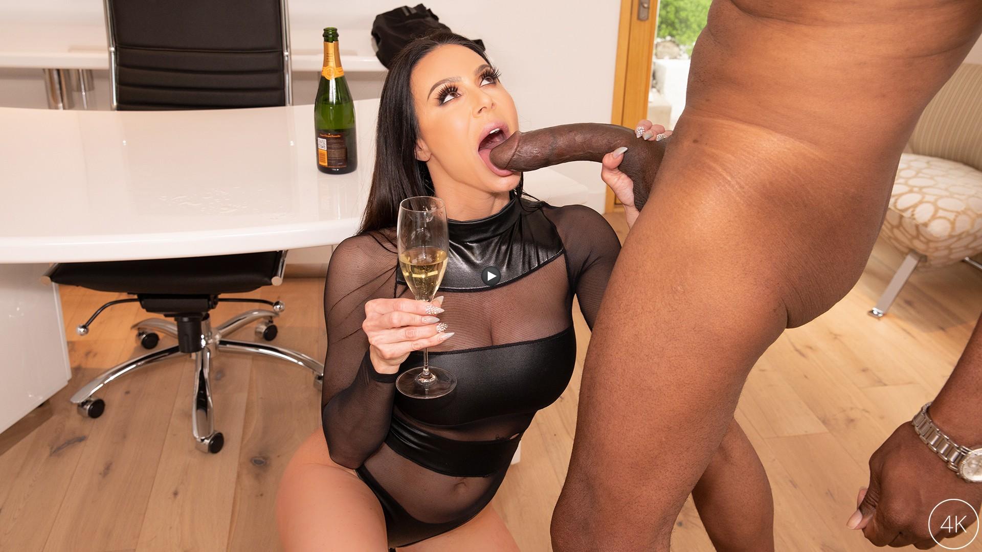 Watch Trailer Big Tit MILF Star Kendra Lust Has A BBC Celebration With Dredd