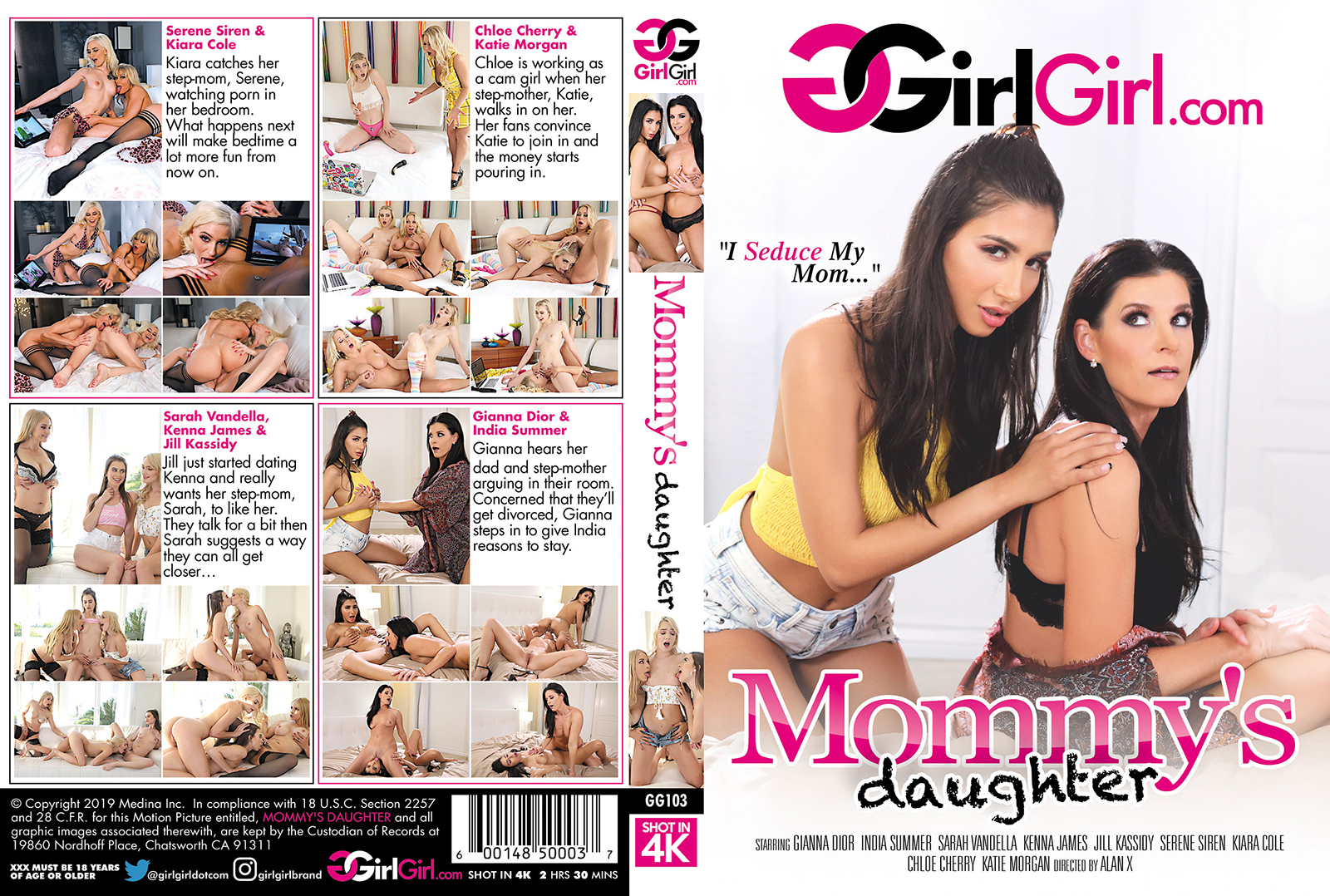 Mommy's Daughter DVD