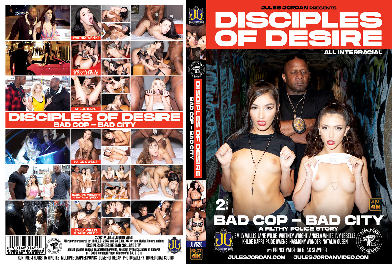 Bad Cop Bad City DVD