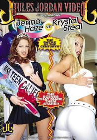 Jenna Haze vs Krystal Steal DVD