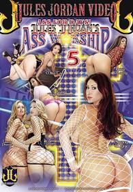 Ass Worship 5 DVD