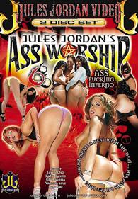 Ass Worship 6 DVD