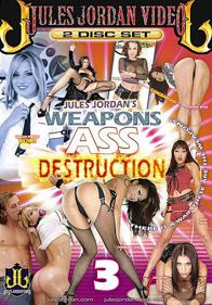 Weapons of Ass Destruction 3 DVD