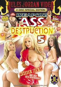 Weapons of Ass Destruction 5 DVD