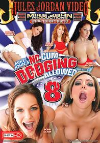 No Cum Dodging Allowed 8 DVD