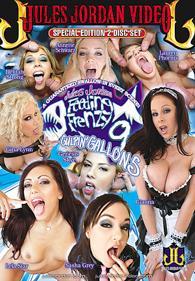 Feeding Frenzy 9 DVD