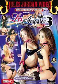 Lex The Impaler 3 Blu-Ray DVD