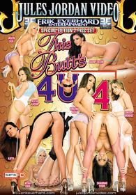 This Butt's 4 U 4 DVD