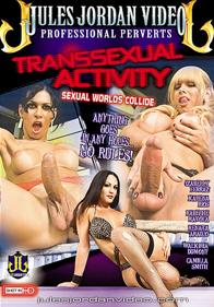 Transsexual Activity DVD