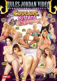 Cougars Kittens & Cock DVD